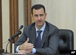 Bashar el-Assad (archives)