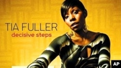 "Tia Fuller's ""Decisive Steps"" CD cover"