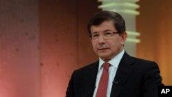 土耳其外交部長達烏特奧盧