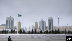 Qazaxıstan paytaxt Astana