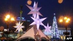 В Україні святкують Різдво Христове