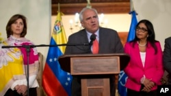 """Samper se muestra convencido de que los mandatarios """"acertarán"""" en la elección de su sucesor en el camino de la integración."""