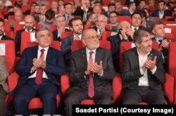Abdullah Gül ve Temel Karamollaoğlu