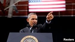 奥巴马为移民改革辩护