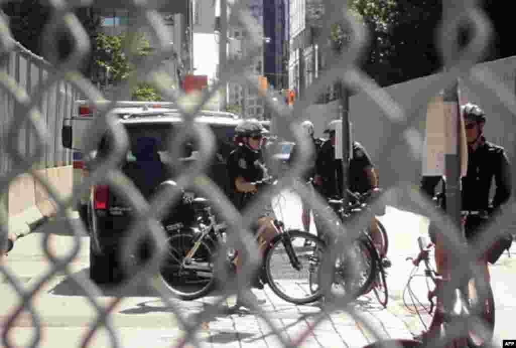 Торонто 2010: город, полиция и беспорядки