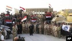 Las Fuerzas iraquíes se preparan para reotomar Tal Afar tras su victoria en Mosul sobre ISIS.