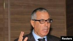 Umushikikranganji wa mbere w'igihugu ca Libya, Ali Zeidan