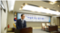 NK지식인 연대 김흥광 대표가 한국프레스센터에서 북한실상정보브리핑을 하고 있다. (자료사진)