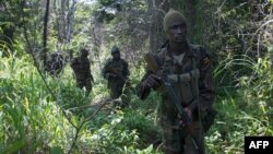 Continuing the Fight Against the LRA
