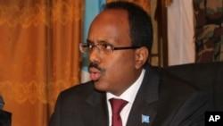 Somalia Prime Minister.