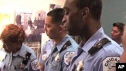 芝加哥新警察学习历史
