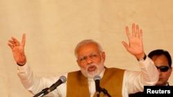 بھارتی وزیر اعظم نرندر مودی۔ فائل فوٹو