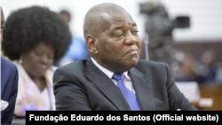 Ismael Diogo da Silva, presidente da Fundação Eduardo dos Santos (FESA)