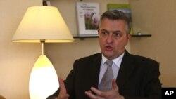 Ông Grandi từng lãnh đạo cơ quan tị nạn Palestine của Liên Hiệp Quốc từ năm 2010 đến năm 2014. (Ảnh tư liệu ngày 25/2/14.)