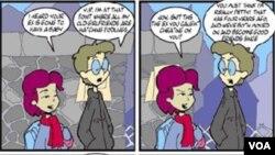 Según Milholland, él es parte del grupo de creadores de cómics para la web que aumenta constantemente.