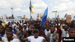 Kampeni za uchaguzi DRC 2018