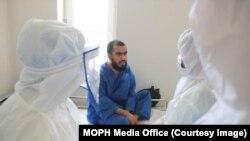 په افغانستان کې د کرونا ویروس مثبتې پېښې ۳۸۳۹۸ ته ورسېدې.