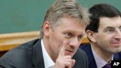 Dmitri Peskov, le porte-parole de la présidence russe, n'a fourni aucune précision sur cet accord d'échanges
