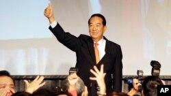 Ông Tống Sở Du (James Soong) loan báo ra tranh cử tổng thống tại Đài Bắc. Các nhà quan sát chính trị cho rằng ông Tống Sở Du ra tranh cử chỉ để thu hút sự chú ý đối với đảng Thân Dân của ông và bảo đảm là đảng này giữ được một số ghế ít ỏi tại Viện Lập pháp.