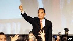 台灣親民黨主席宋楚瑜