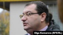 Юрій Грабовський, адвокат російського військового Олександра Александрова
