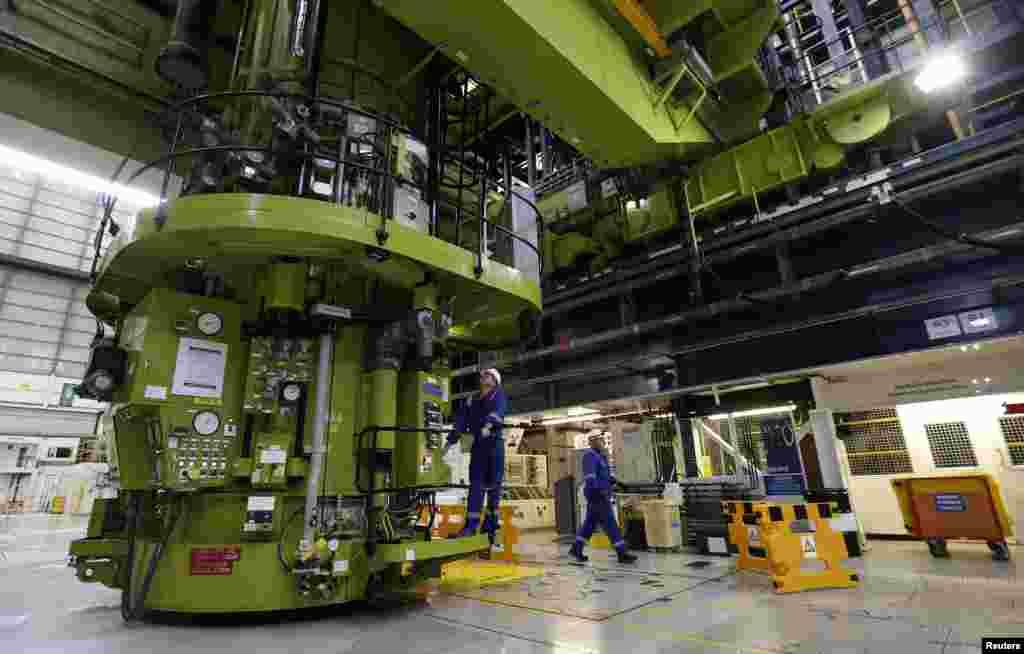 موجودہ جوہری بجلی گھروں میں سے ماسوا ایک کے تمام 2023ء تک بند ہو جائیں گے۔