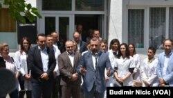 Zamenik premijera Kosova Dalibor Jevtić danas u Ranilugu