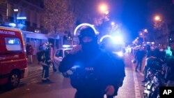 Париж. 13 ноября 2015г.