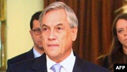 Tổng thống Chile Sebastian Pinera đến Bắc Kinh tối thứ Hai trong chuyến đi Trung Quốc đầu tiên kể từ nhậm chức