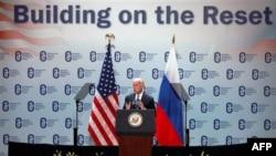 """Američki potpredsednik u zvaničnoj poseti Rusiji pokušava da sprovede inicijativu predsednika SAD, Baraka Obame o """"resetovanju"""" odnosa dve zemlje"""