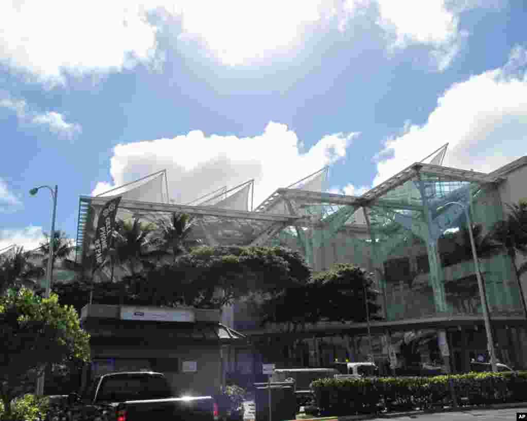 APEC 将在夏威夷会议中心召开