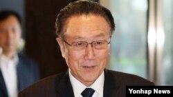 北韓統一戰線部部長金養建