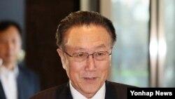故김양건 북한 노동당 비서 겸 통일전선부장(73세)