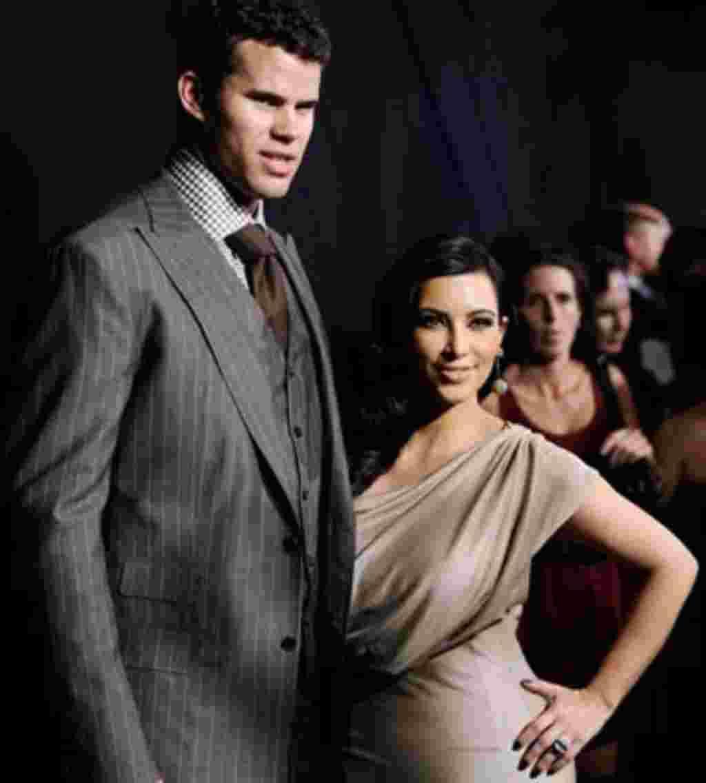 Relación: 72 días – La actriz Kim Kardashian se separó de Kris Humphries, jugador de los New Jersey Nets, meses después que cuatro millones de espectadores presenciaran el matrimonio televisado en vivo.