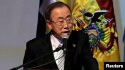 Tổng Thư Ký LHQ Ban Ki-moon hối thúc Thủ tướng Nouri al-Maliki mở cuộc hội đàm và chọn đường lối hội nhập hơn cho chính phủ.