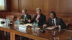 Syria Talks Aim Towards Political Transition