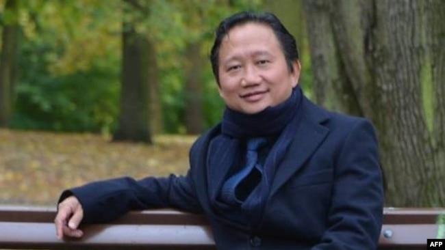 """Đức gọi vụ bắt cóc ông Trịnh Xuân Thanh ở Berlin là """"chưa từng có tiền lệ"""" trên đất nước này."""