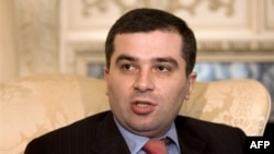 Лидер «ЕНД» Давид Бакрадзе