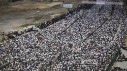 معترضان در يمن خواستار محاکمه صالح می شوند
