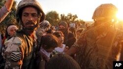 Сирийские беженцы в Иордании