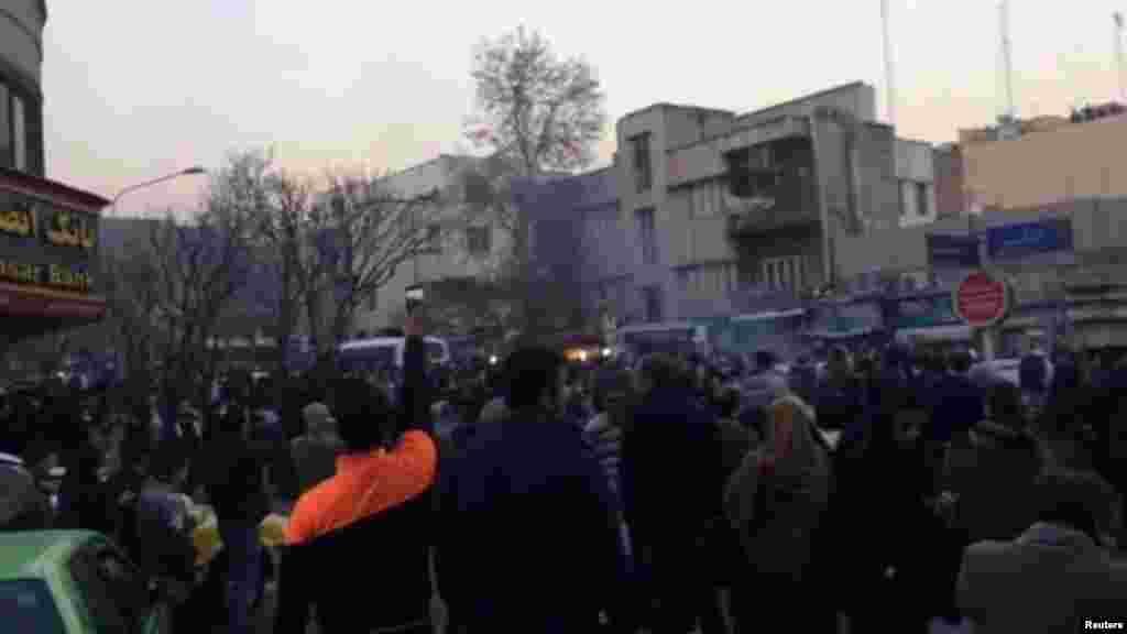 Тегеран, 30 декабря 2017 года.