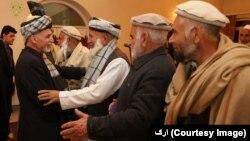 شماری از مردم در ولایت ننگرهار خواستار عملیات نظامی بر علیه گروه داعش اند