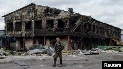 Proruski separatisti u istočnoj Ukrajini, 23. septembar 2014.
