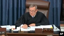 Голова Верховного суду Джон Робертс