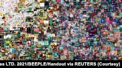 Картина Beeple была продана за $69,3 млн