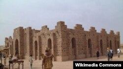 La Maison des Artisans, Kidal (Nord du Mali)