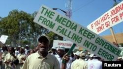 Press Freedom Day 2014