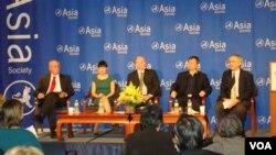 中美能源三角關係座談會