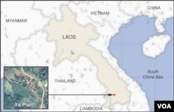 Xe Pian Laos