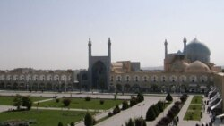 نمایی از میدان نفش جهان در اصفهان